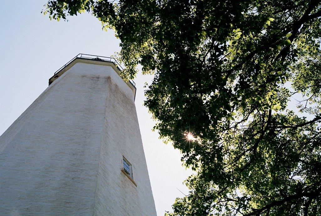 Sandy Hook Lighthouse Northface
