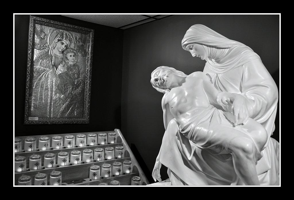 The Pieta at Saint James