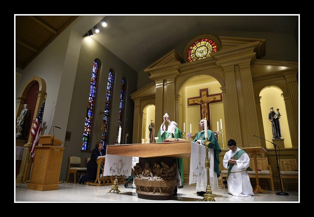 Saint Francis of Asissi