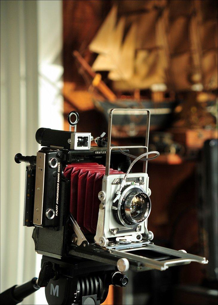 Graflex Century 2x3 with Schneider 80mm/2.8 Xenotar lens