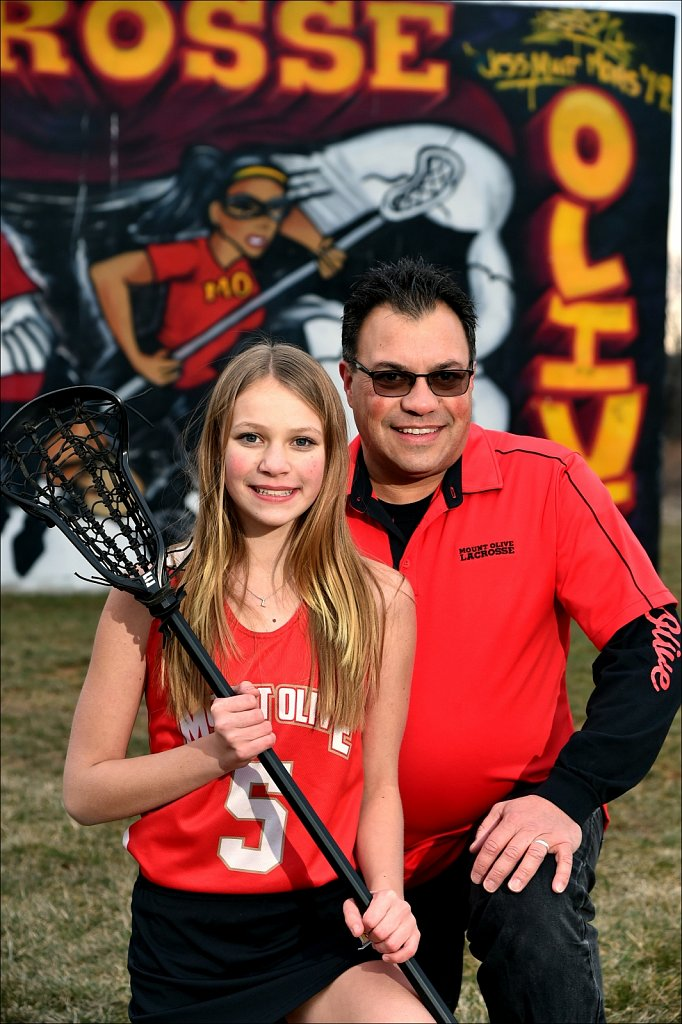LaCrosse - A Father and Daughter Sport
