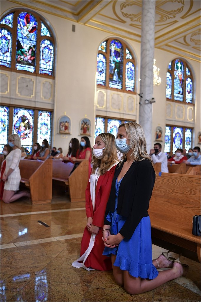 Holy Rosary Confirmation Mass